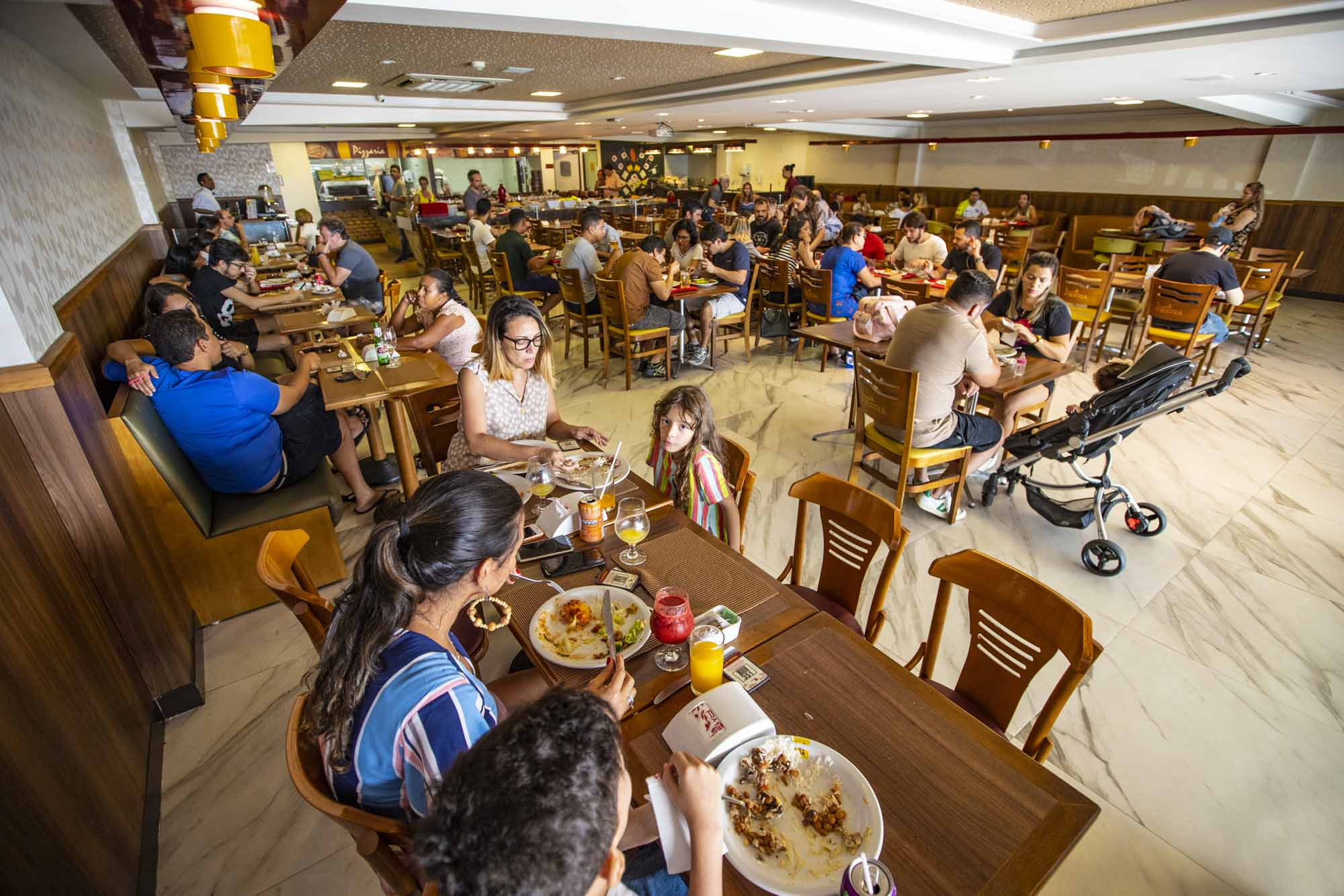 Restaurante La Fiera  Lauro de Freitas Bahia, Estrada do Coco, Lugar Perfeito